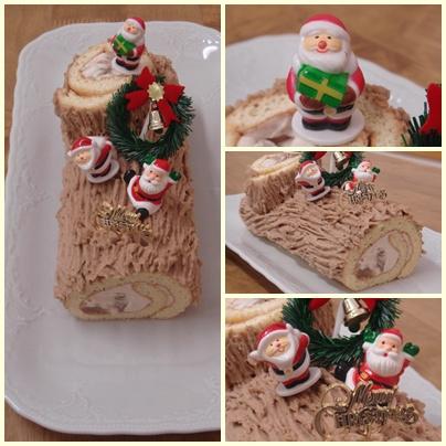 121224クリスマスケーキ