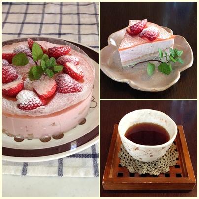 130204ぷぷみり。ケーキ