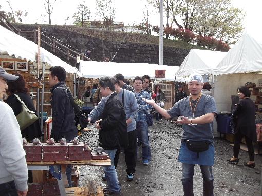 2012 春益子陶器市 018
