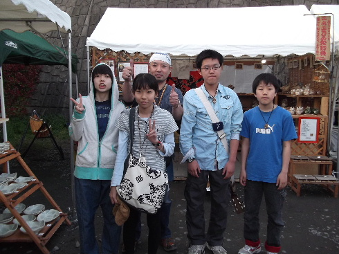 2012 春益子陶器市 003