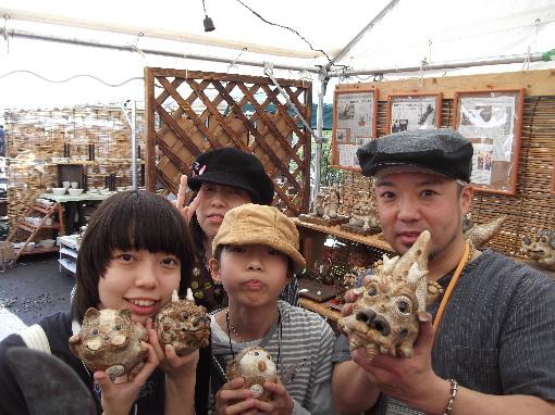 2012 春益子陶器市 025
