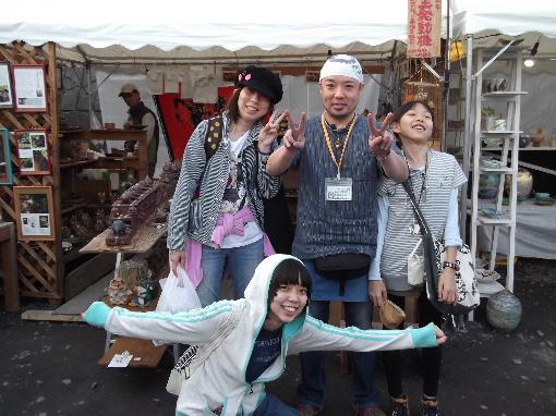 2012 春益子陶器市 027
