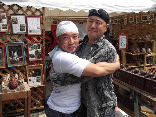 2012 春益子陶器市 033