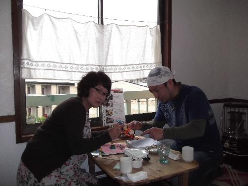2012 そらまめ食堂