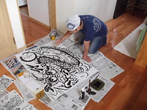 2012 絵描きさん! 001