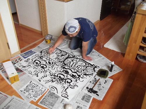 2012 絵描きさん! 002