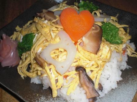 ちらし寿司(B)0518