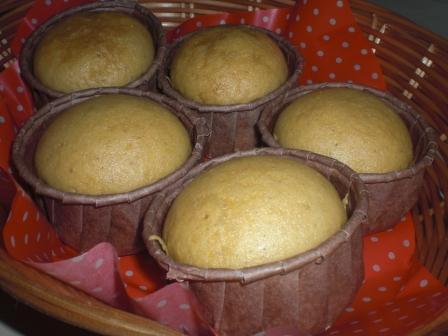 黒糖蒸しケーキ(B)