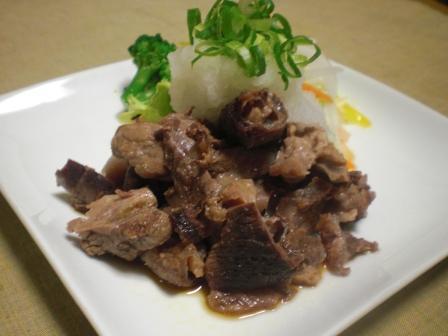 牛すじポン酢2
