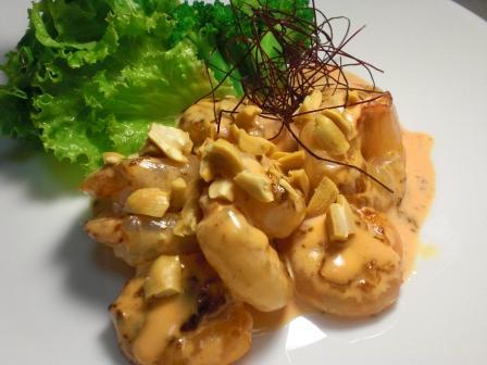 海老マヨピーナッツ