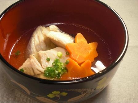 め鯛のあら煮①