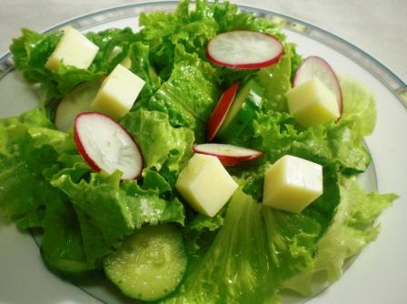 トスサラダ
