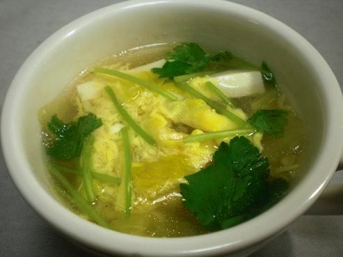 豆腐のスープ(B)