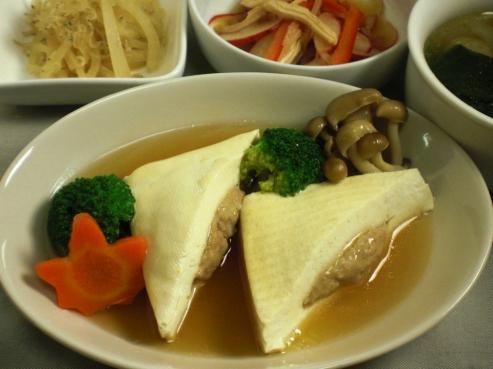 蒸し豆腐集合