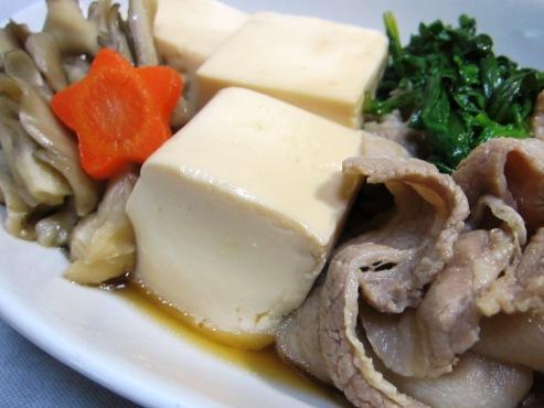 豚肉豆腐大①