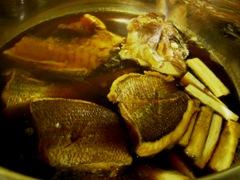 鯛の煮付け 鍋