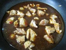 鶏麻婆豆腐④