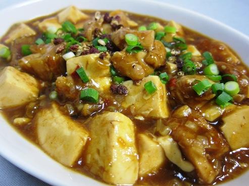 鶏麻婆豆腐(B)