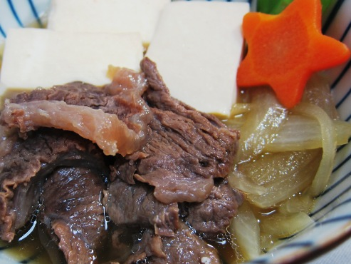 牛すじ豆腐(B)1