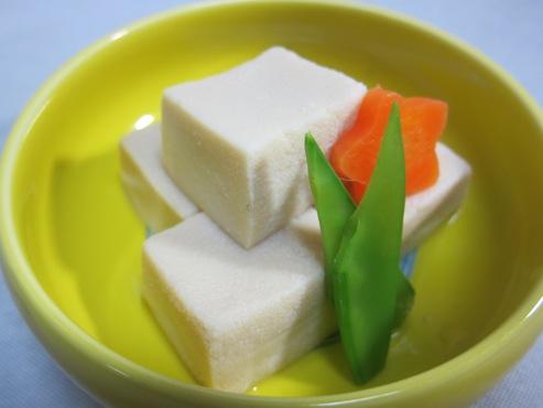 高野豆腐大