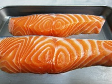 サーモン和風タルタル 鮭