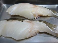 白身魚の野菜あんかけ 鱈写真