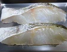 タラの香味照り焼き 材料鱈