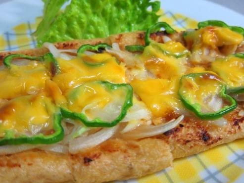 お揚げピザ(B)