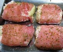 じゃがいもの豚肉まき 調理④