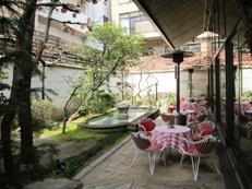 イノダコーヒー 庭園