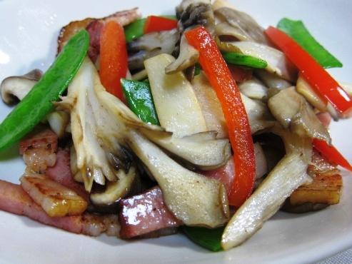 洋風野菜炒め大