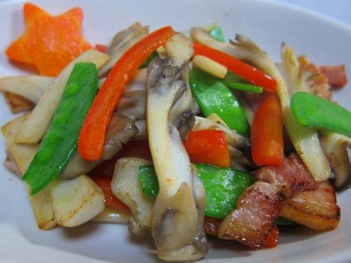 洋風野菜炒め(B)