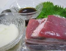 豚バラ丼 材料