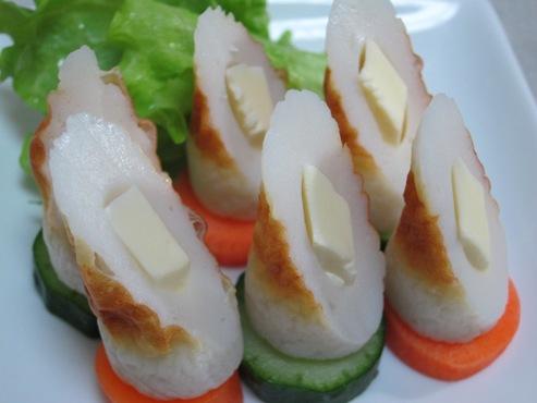 竹輪チーズ大