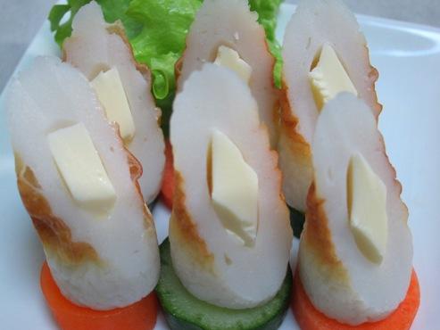 竹輪チーズ(B)