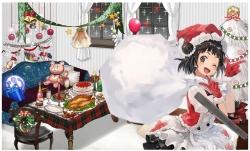 2014-12-12那珂改二(サンタ)