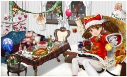2014-12-12龍譲改二(サンタ)