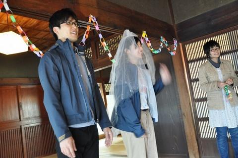 アミタの田んぼ、あみたんぼ 工藤さん&綾ちゃん 結婚お祝い