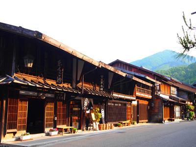奈良井宿風景2