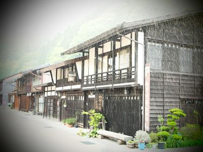 奈良井宿風景3