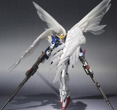 ROBOT魂 ウイングガンダムゼロ(EW版) パールコートVer.