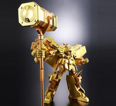 スーパーロボット超合金 勇者王ガオガイガー 金色の破壊神Ver.