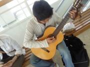 すっかりギタリスト
