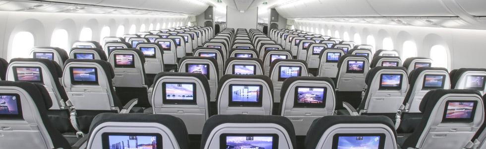 ニュージーランド航空B787-9型機 就航記念 4日間限定割引