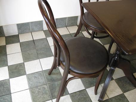 秋木の椅子