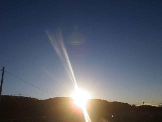 1127のあさ・朝日