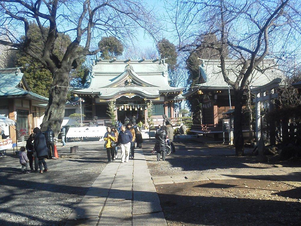 F1000352赤塚氷川神社