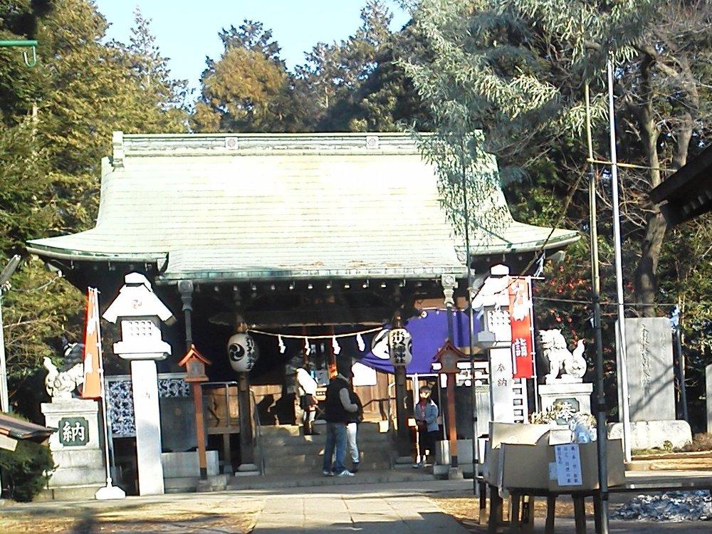 F1000364新倉氷川八幡神社