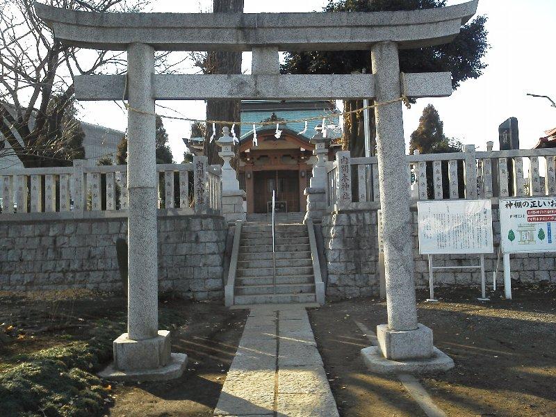 F1000381内間木神社