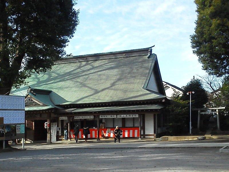 F1000391大泉の氷川神社
